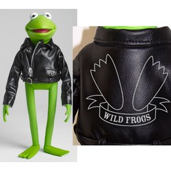 Wild Frogs Doll (Kermit)
