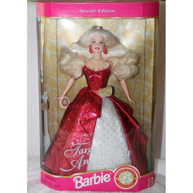 Target 35th Anniversary Barbie