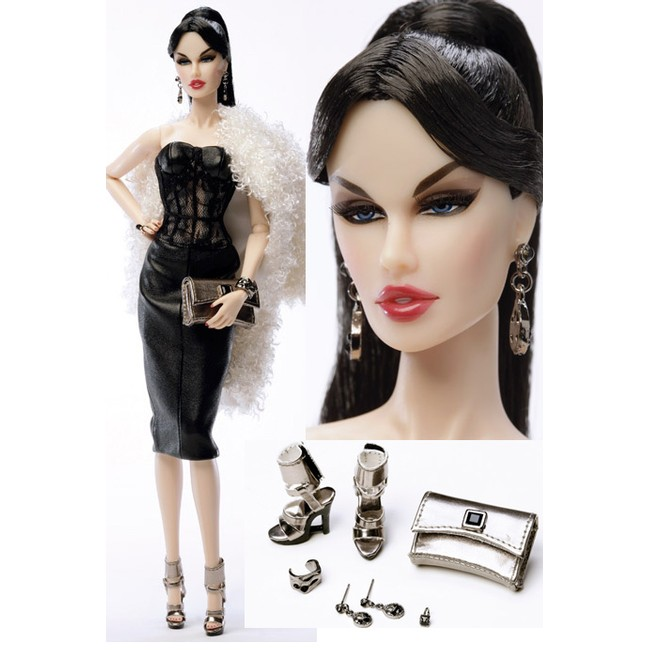 elegence z  My Favourite Doll - Strict Elegance Luchia Z. Doll