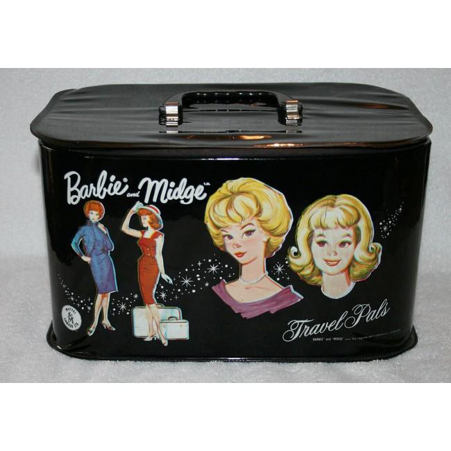 vintage barbie cases price guide