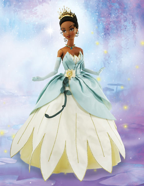 My Favourite Doll - Princess Tiana \
