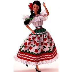 Mexican Barbie 2nd Edition