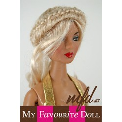 Lorraine Wig Honey Blonde Size 5-6