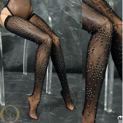 Diamond Dusted Stockings 24