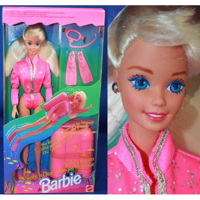My Favourite Doll - Swim 'n Dive Barbie